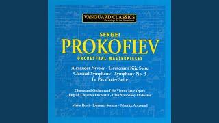 Alexander Nevsky, Op. 78: II. Song About Alexander Nevsky