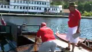 2011 Muskoka Antique & Classic Boat Show in Gravenhurst