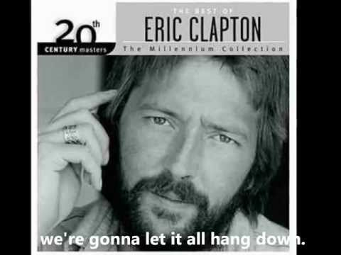 Eric Clapton-After Midnight Lyrics