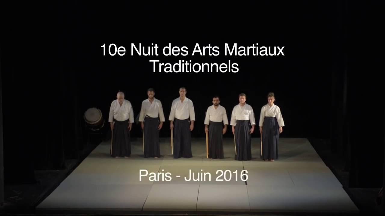 Académie d'aïkido du Grand Lyon – Nuit des Arts Martiaux