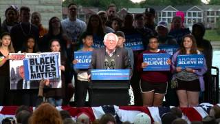 I am Proud to have Picketed for $15 an Hour | Bernie Sanders