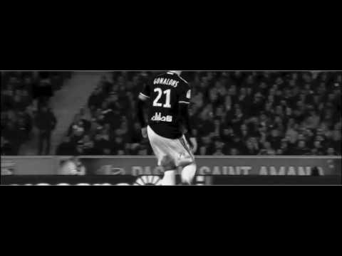 Maxime Gonalons vs Lille, nov 2016