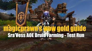 World of Warcraft WoD - Sra