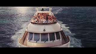10 hours of Hip Hop Hooray with the Wolf of Wall Street
