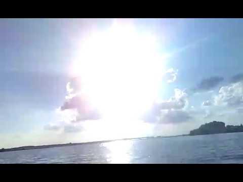 Ниссан марин 9,8 и лодка ниссамаран 3,2