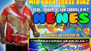 Mix Parrandita Jorge Diaz - Los Nenes De La Cumbia 2012  ( Audio Mp3 )