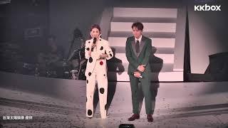 「青春住了誰」世界巡迴演唱會,6 日在高雄開唱,楊丞琳邀請初戀情人小...