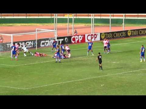 """www.sportboys.com.pe   SBA 1 - 0 Mannucci Gol del """"Chino"""" Huaman"""