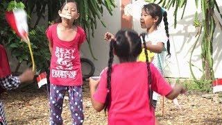 Jessica DKK Rusuh Banget!!! Ikut Lomba 17 Agustusan Lucu Hari Kemerdekaan Indonesia