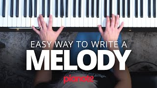 How To Write A Melody On The Piano (For Beginners)