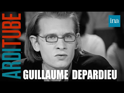 Interview biographie de Guillaume Depardieu - Archive INA