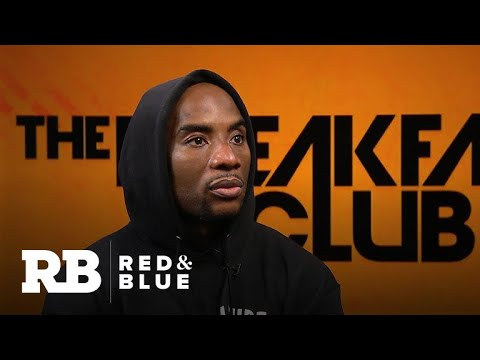 Charlamagne tha God tells CBSN he'd vote for Kamala Harris