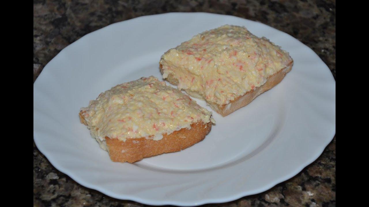 Picadillo palitos de cangrejo receta