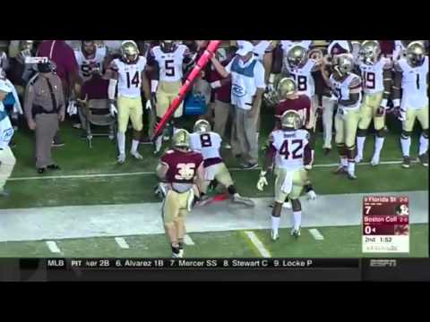 Jalen Ramsey vs  Boton College (2015)