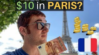 What Can $10 Get You in PARIS, FRANCE?