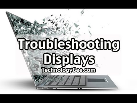 Troubleshooting Video, Projector & Display Issues | CompTIA A+ 220-1001 | 5.4