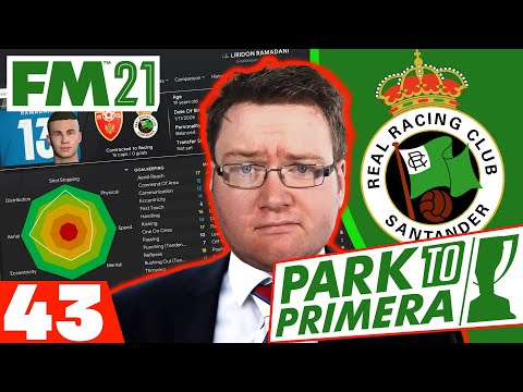 MY NEW GOALKEEPER.... | FM21 Park to Primera #43 | Football Manager 2021 Let's Play |