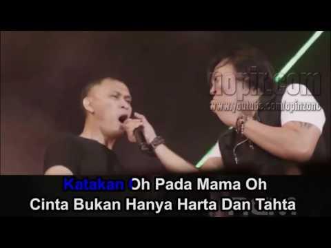 Dewa 19   Cukup Siti Nurbaya karaoke video