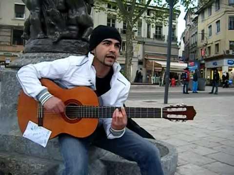 Dans Ma Rue - Nazim (cover)