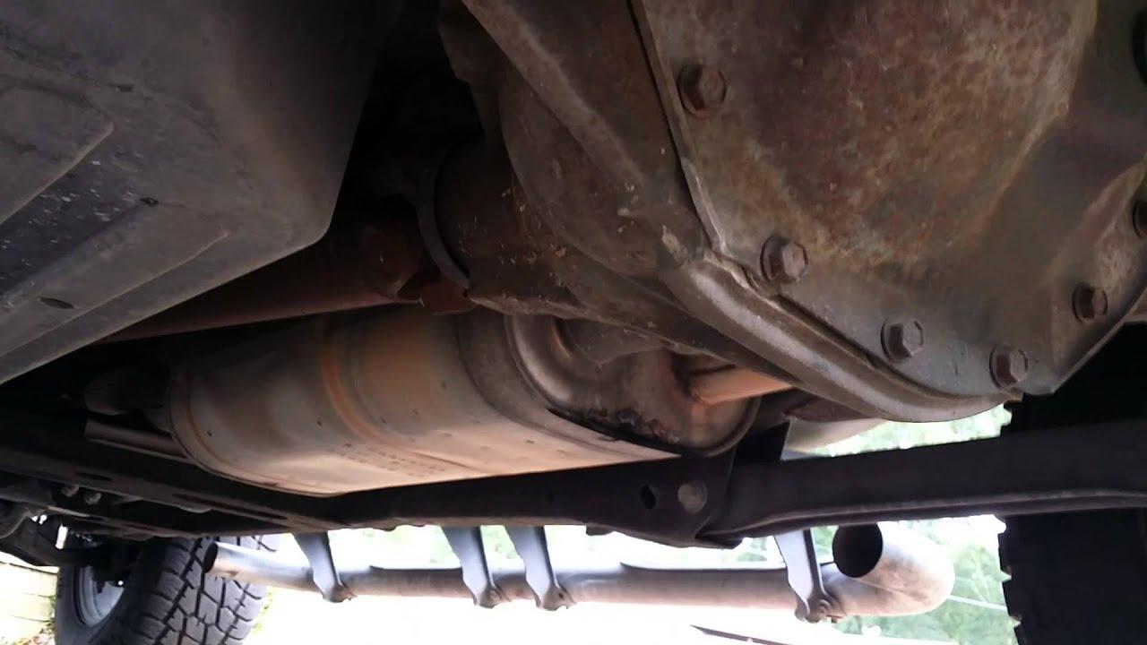 2006 Hummer H2 performance upgrades Part 1
