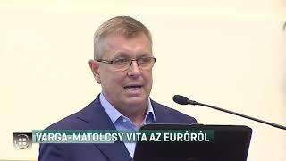 Varga-Matolcsy vita az euróról 19-11-06