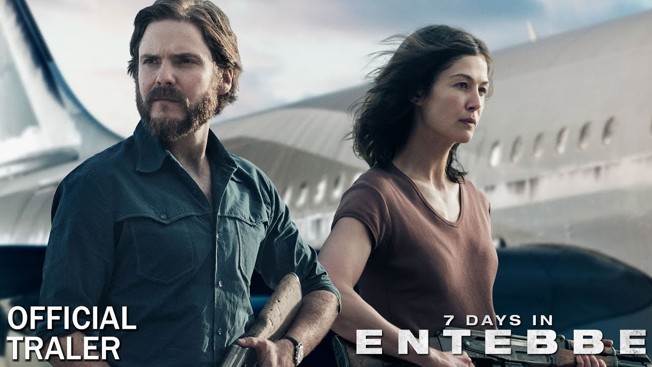 Download 7 Days in Entebbe - Trailer