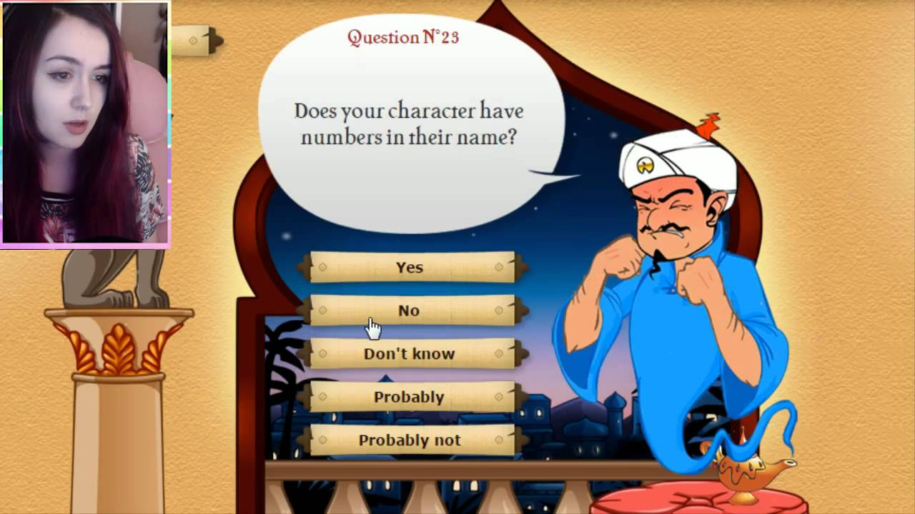 how to add a person on akinator