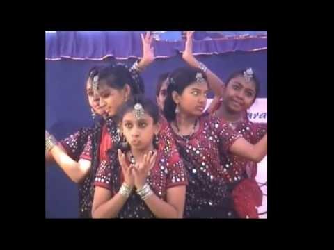 Rangeela Bharo Dholera Dance by Srilakshmi Belmannu And Group ,KALAKSHARI-2015, SKCH