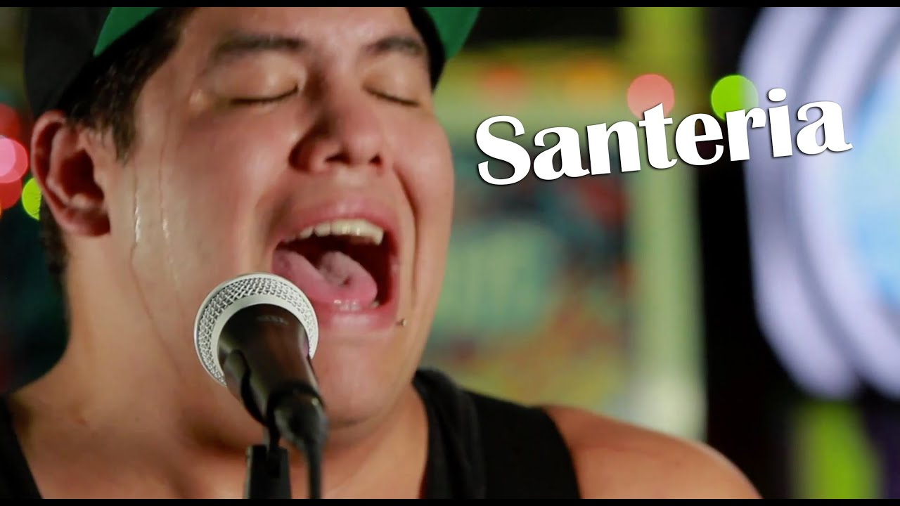SUBLIME WITH ROME - 'Santeria' (Live at JITV HQ in Los Angeles, CA) #JAMINTHEVAN