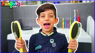 This Is The Way Song | Funny Morning Routine for Kids