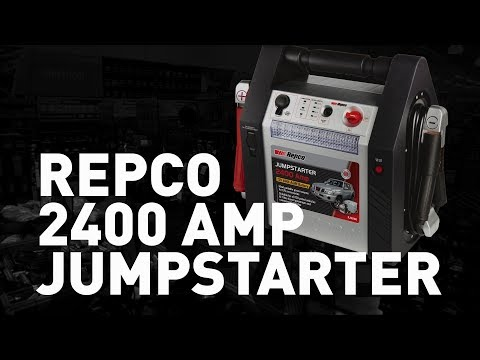 Repco Jumpstarter 2400 Amp