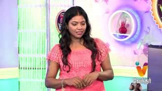 Star Kitchen promo video 13-10-2015 Actress Kajal spl Episode 82 Vendhar Tv shows programs 13th October 2015