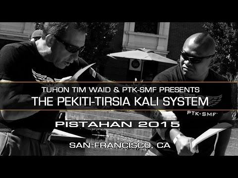 Pekiti Tirsia Kali [PTK-SMF]: PTK-SMF Demo @ Pistahan San Francisco 2015