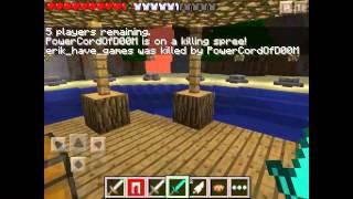 Minecraft pe: голодные игры #3-первый проигрышь(Канал mredition http://www.youtube.com/user/8mredition8 Это мои первые видео ставте лайки подписывайтесь удачного просмотра..., 2013-08-30T22:00:19.000Z)