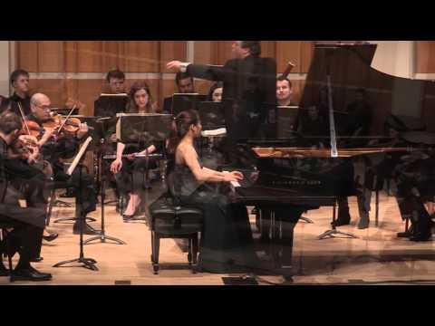 NYCA Symphony Orchestra - Rachel Cheung - Beethoven: Piano Concerto No. 4