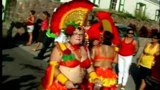 Saba Carnival Parade 2010