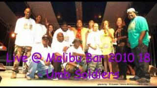 Live @ Malibu Bar 2010 18 - Umb Soldiers