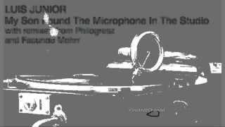 Luis Junior - My Son Found The Microphone In The Studio (Philogresz Remix) TULIPA104