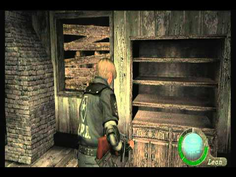 Chicago Typewriter Gameplay! Resident Evil 4