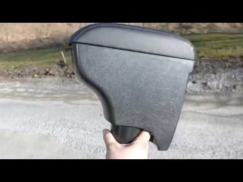Mitsubishi Mirage G4 - Attrage  --  Install Arm Rest And Shift Boot
