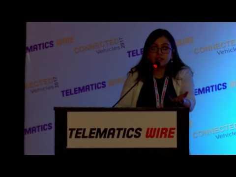 Farhana Haque, Head - IoT India, Vodafone - Connected Vehicles 2017, Chennai
