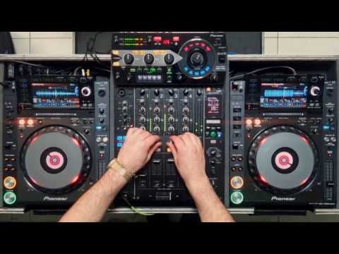 Pioneer Pro DJ - Domenico Girolamo - DJM900nxs - CDJ2000nxs - RMX1000 - Tech House [03/2014]