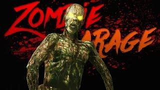 NEW CUSTOM ZOMBIE MAPS Call of Duty Zombies GARAGE & HANOI Gameplay
