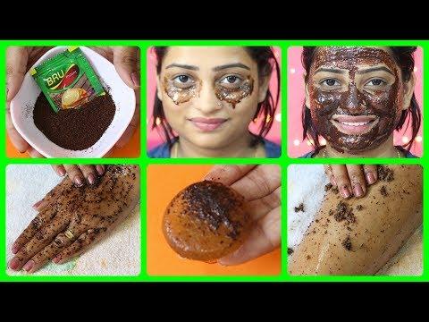 8 Beauty Benefits of Coffee - Dark Circle, Blackhead, Whitehead, Dark Spot, Scar, Radiant White Skin