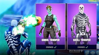 Vendre Fortnite Compte! 25 peaux 'RARE 'CHEAP BUY 'Skull Trooper ' PLUS'