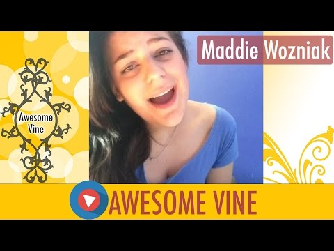 Download Youtube: Maddie Wozniak Vine Compilation (BEST ALL VINES) ULTIMATE HD