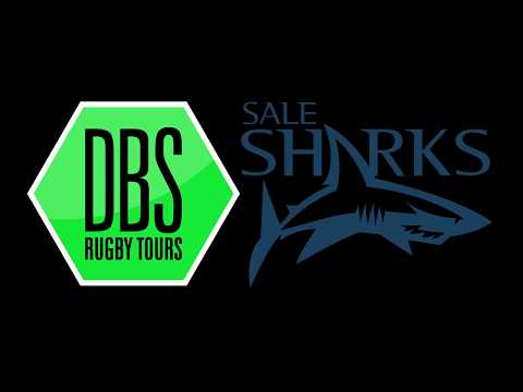 DBSrugbyTours : St.Munchins College train at Sale Sharks