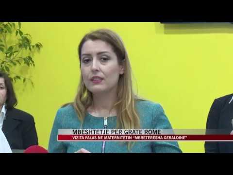 Mbështetje për gratë rome - News, Lajme - Vizion Plus