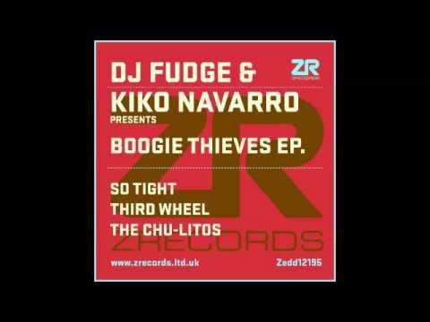 Dj Fudge & Kiko Navarro - Third Wheel