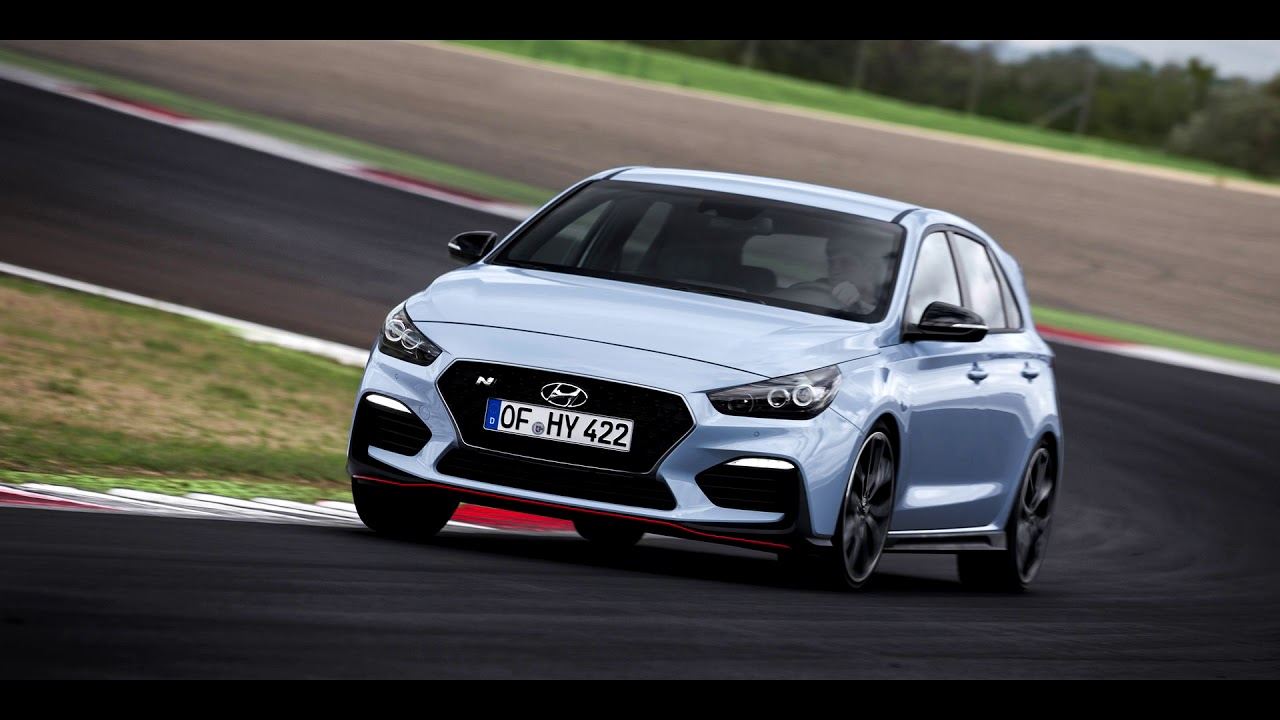 hyundai i30n exhaust sound review and hot hatch comparison youtube